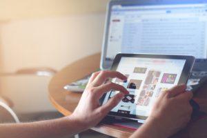 Elaine Reed enjoys learning about digital marketing.